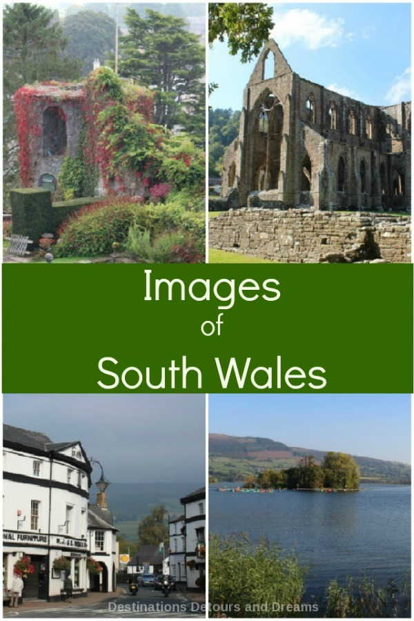Pictures from a trip to southeast Wales