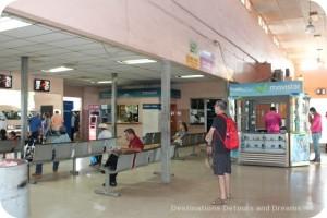Chitré bus station