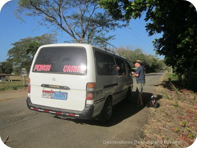 Bus, Azuero Peninsual