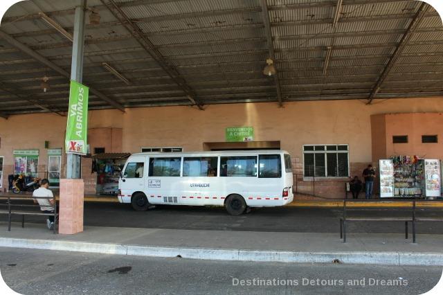 Riding Buses in the Azuero Peninsula