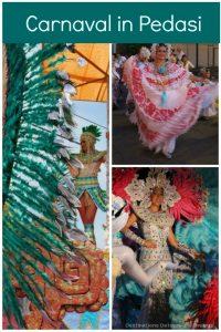 Carnaval in Pedasi, Panama