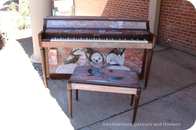 Street Pianos in Mesa
