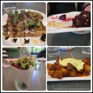 Savor Healdsburg Food Tour: tapas at Bravas