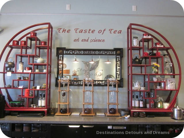 Savor Healdsburg Food Tour: The Taste of Tea