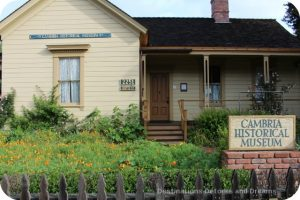 Cambria Museum in Cambria, California