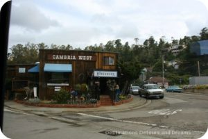 Cambria's West Village, California