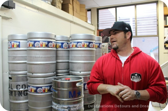 Craft Beer in Wine Country: Brewer Brendan Gough
