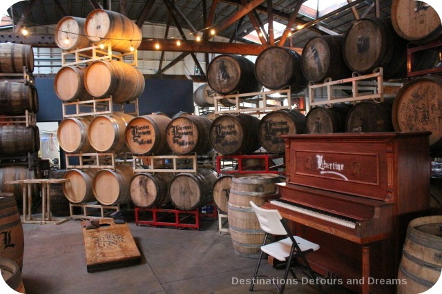 Craft Beer in Wine Country: Libertine Brewing