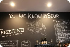 Craft Beer in Wine Country: Libertine Brewing Company