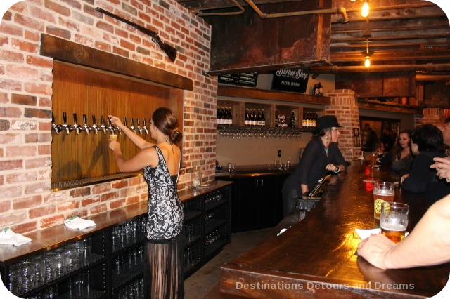 Craft Beer in Wine Country: BarrelHouse Speakeasy Tasting Room