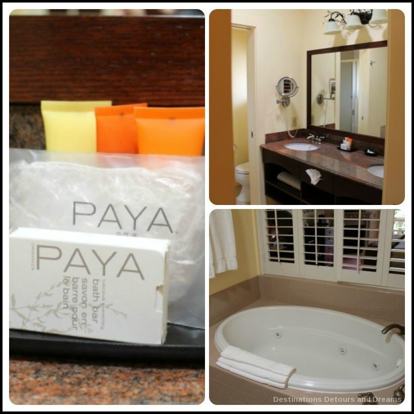 Dry Creek Inn bathroom