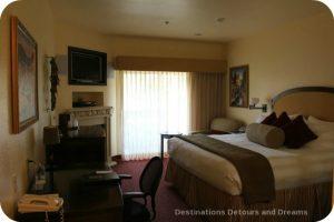 Dry Creek Inn Toscana room