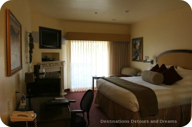 Dry Creek Inn Toscana room