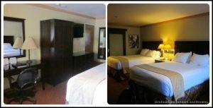 Dry Creek Inn Casa Siena two queen room