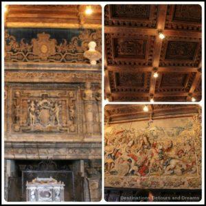 Hearst Castle Assembly Room art