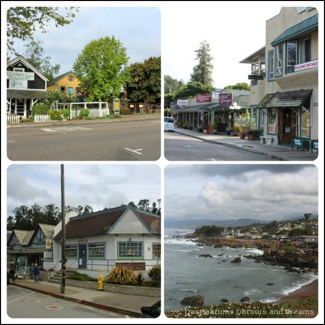 Scenes of Cambria, California