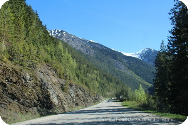 Driving Through a Postcard - Canada's Columbia Mountains