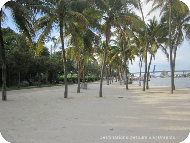 Miami Bayfront Park