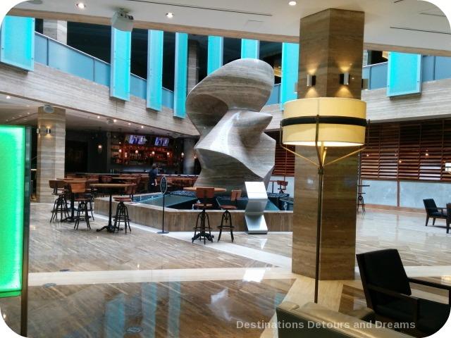 Miami Intercontinental lobby