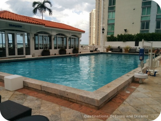 Pool at Miami Intercontinental