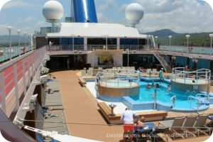 Fathom travel making a difference - Adonia pool