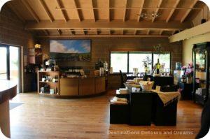 Matanzas Creek Winery Tasting Room