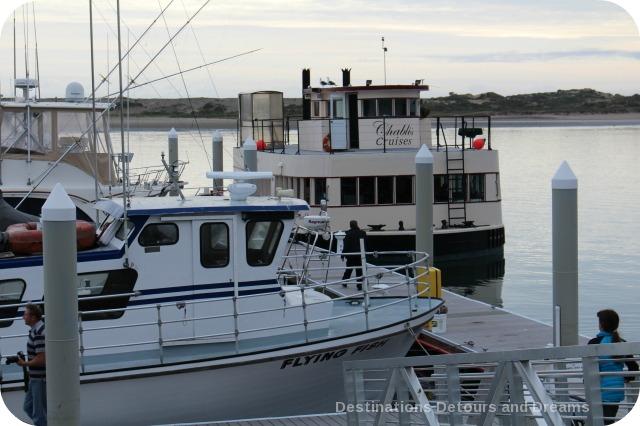 Getting ready to cruise Morro Bay