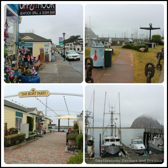 Embarcadero, Morro Bay, California