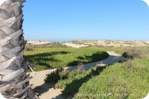 Path at Oxnard Beach Park