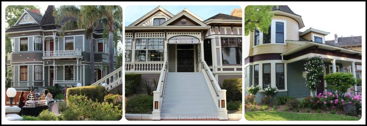 Heritage Square in Oxnard, California