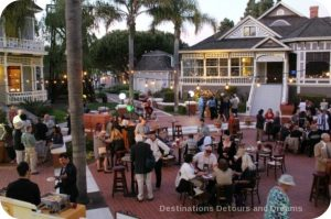 Heritage Square party in Oxnard, California