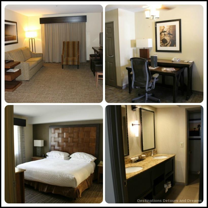 Embassy Suite Mandalay Beach Resort, Oxnard, California