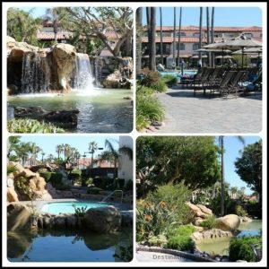 Embassy Suites Mandalay Beach Resort in Oxnard, California