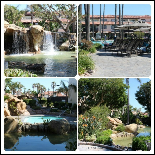 Embassy Suites Mandalay Beach Resort in Oxnard, California