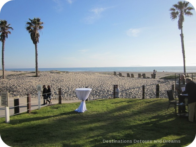 Mandalay Beach Resort beach front