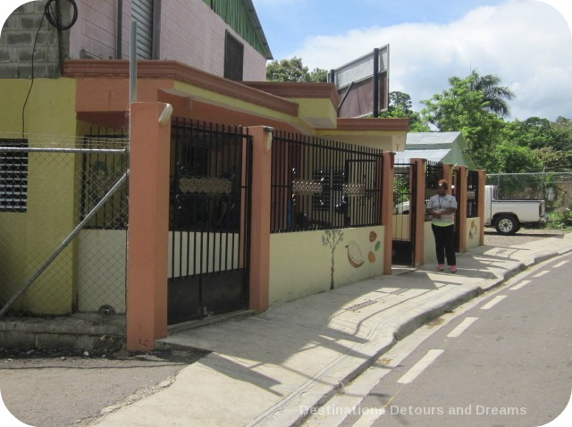 Chocal chocolate-making cooperative in Dominican Repblic