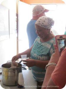 Hot chocolate at Chocal