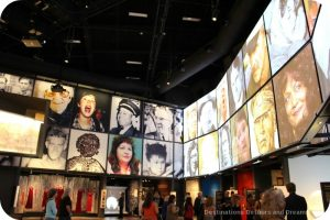 CMHR Canadian Journeys gallery