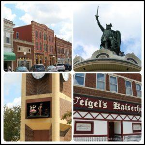The Most German Town in America - New Ulm. Minnesota