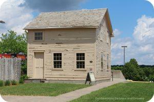 Kiesling House in New Ulm, Minnesota