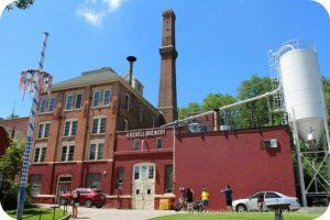 Schell's Brewery in the most German town in America