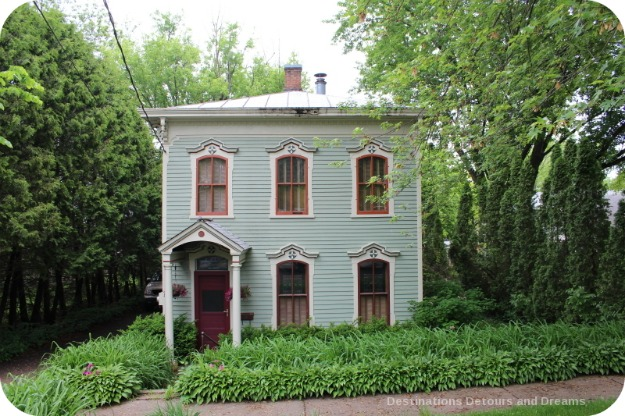 Heritage home in Stillwater Minnesota