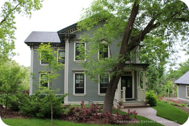 Heritage home in Stillwater Minnesota