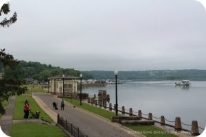 A Day in Pretty Stillwater: Lowell Park