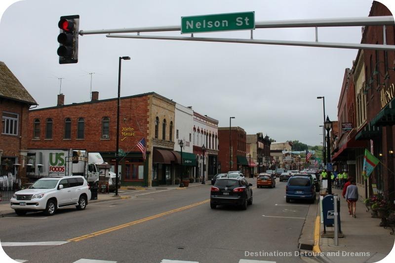 Stillwater Minnesota main street