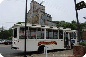 Stillwater Trolley Tour