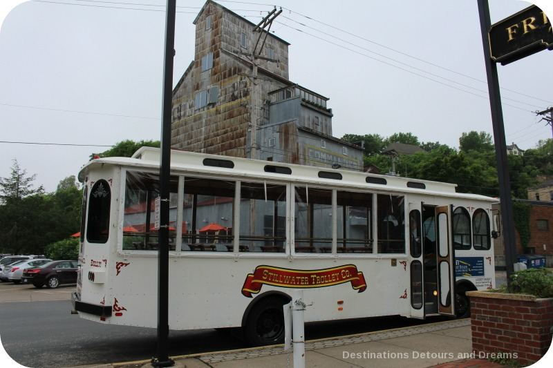 Stillwater Trolley Tour