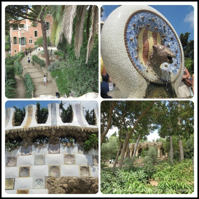 Park Güell in Barcelona - failure or opportunity?