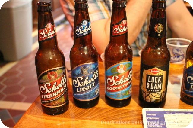 German Craft Beer in Minnesota: Schell's Beer