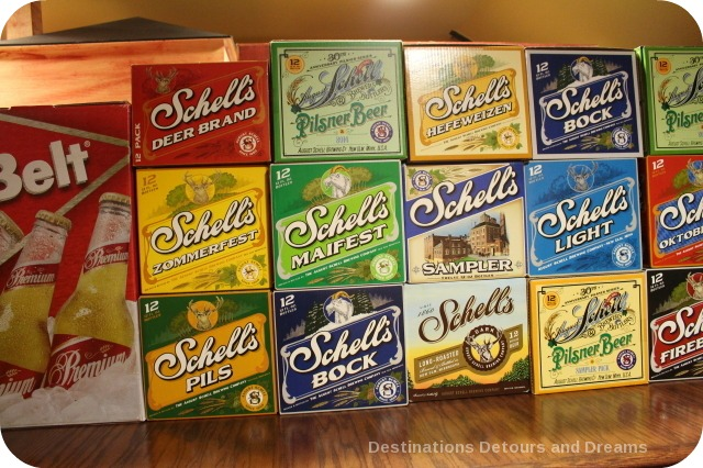 German Craft beer in Minnesota